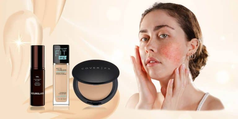 Top 15 Best Foundations for Sensitive Skin 2021
