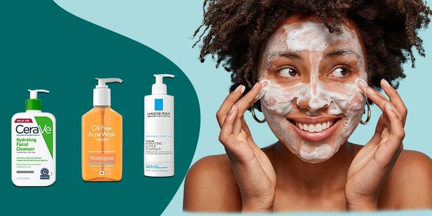 Best Face Wash & Cleanser for African American Skin
