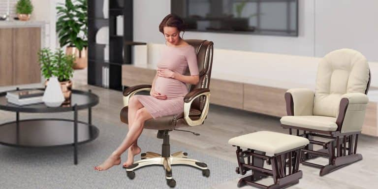12 Best Chairs for Pregnancy 2021 to Alleviate Back Pain and Discomfort