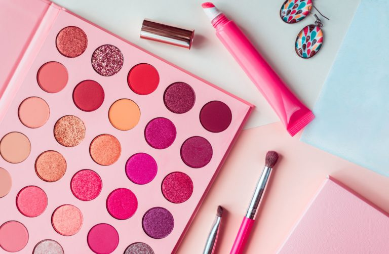 Best Pink Eyeshadow Palettes