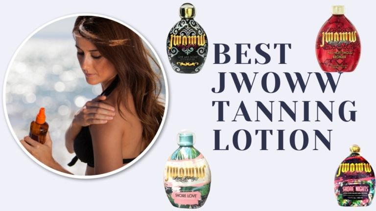 Best JWOWW Tanning Lotion