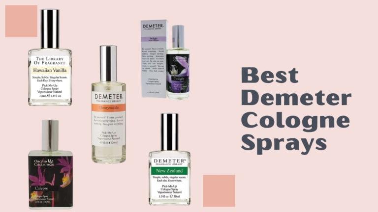 Best Demeter Cologne Sprays