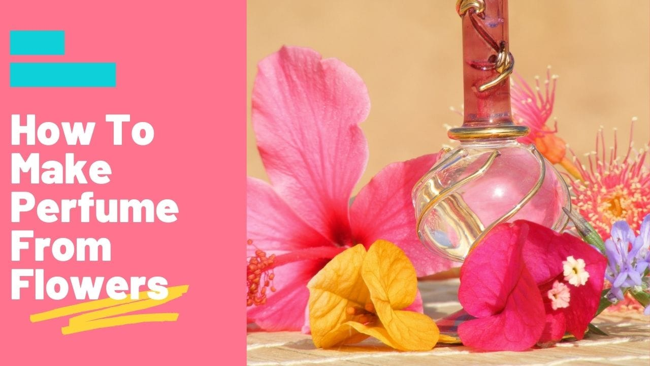 How To Make Perfume From Flowers