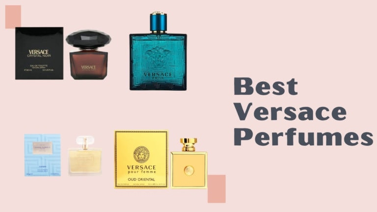 Best Versace Perfumes
